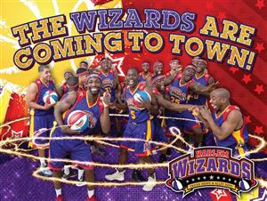 wizards are coming to town