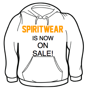 spiritwear on sale now