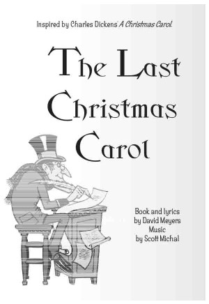 "Fall Drama 2018 - ""The Last Christmas Carol"""